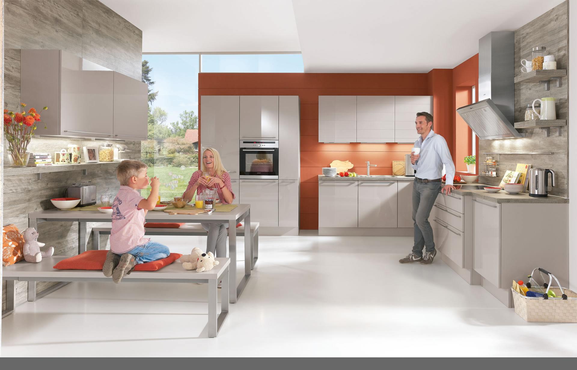 Nobilia Kuchen Cucine Nobilia Produkte Color Concept